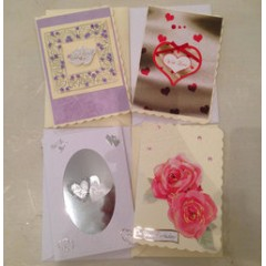 hand made gift card - small