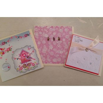 Hand-Made Mothers Day Gift Card - Large
