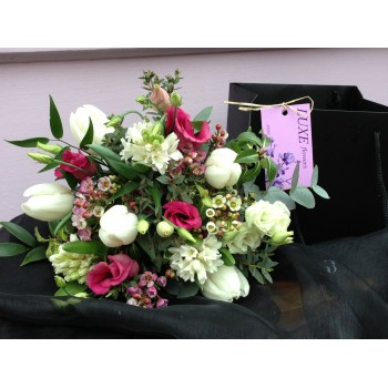 Pretty in Pink Posy
