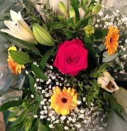 LUXE Design of the Week - Sunshine Romance Bouquet